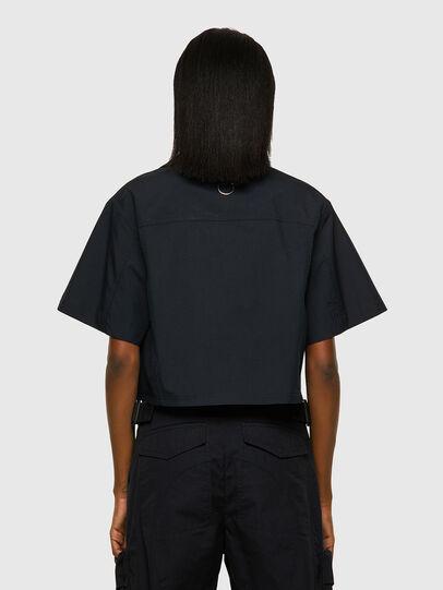 Diesel - C-ADARA-A, Negro - Camisas - Image 2