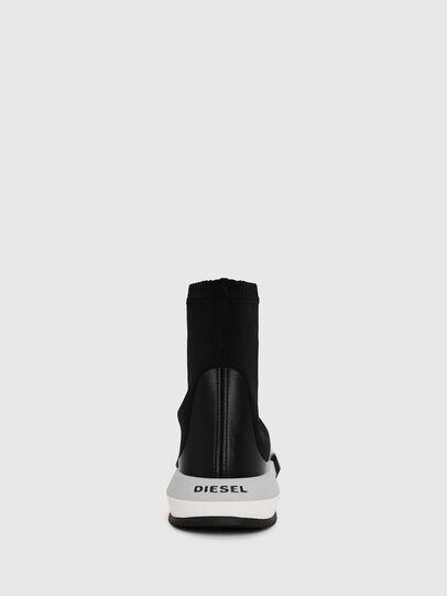Diesel - H-PADOLA HIGH SOCK W, Negro - Zapatillas - Image 4
