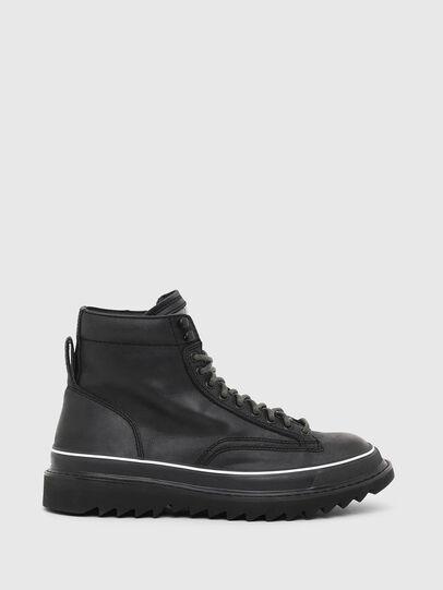 Diesel - H-SHIROKI DMBB, Negro - Sneakers - Image 1