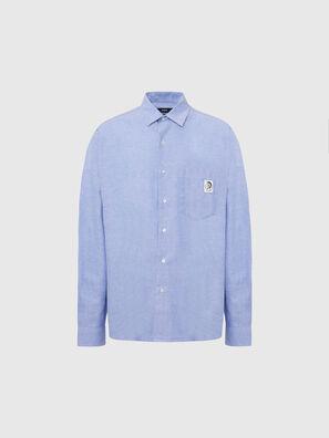 S-LOOMY-A, Azul Claro - Camisas