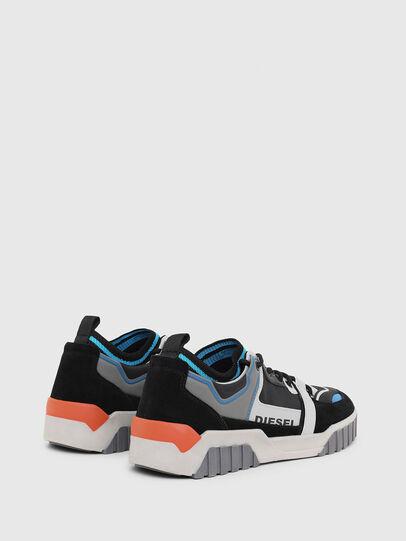Diesel - S-RUA SL LOW, Negro - Sneakers - Image 3