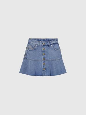 DE-BETHY, Azul Claro - Faldas