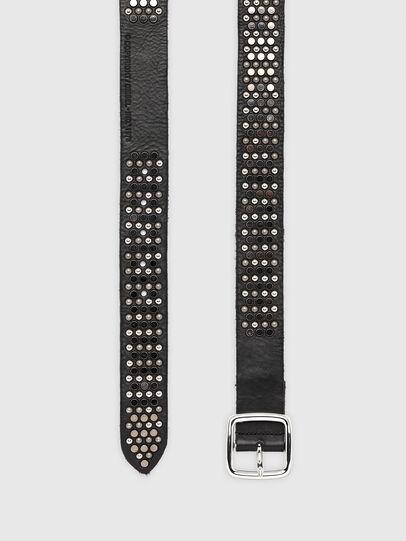 Diesel - B-PERF, Negro - Cinturones - Image 3
