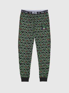 UMLB-JULIO, Negro/Verde - Pantalones