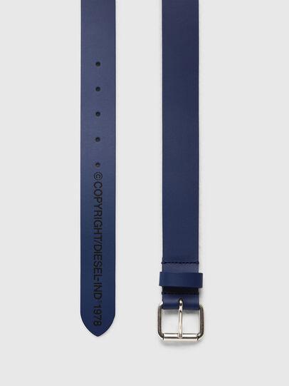 Diesel - B-COPY, Azul - Cinturones - Image 3