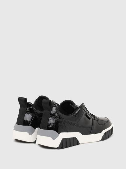 Diesel - S-RUA LOW W, Negro - Sneakers - Image 3