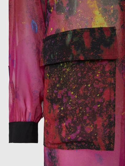 Diesel - C-TEARY, Multicolor - Camisas - Image 7