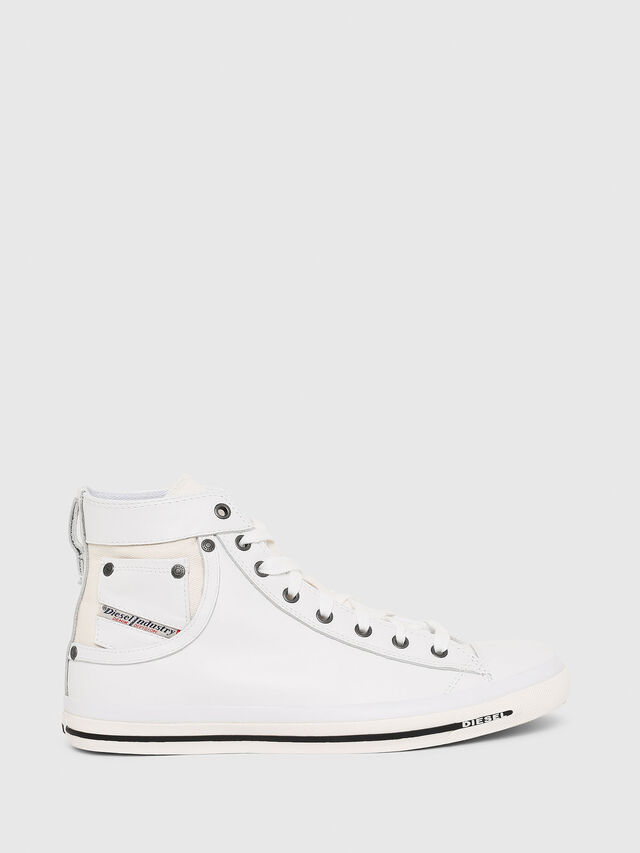 Diesel - EXPOSURE I, Blanco - Sneakers - Image 1