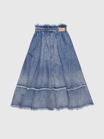 Diesel - GLULABY, Blue Jeans - Faldas - Image 2