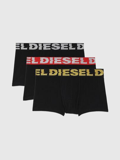 Diesel - UMBX-DAMIENTHREEPACK, Negro - Boxers - Image 1
