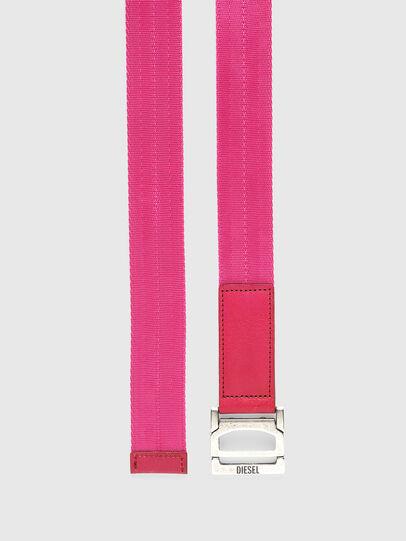 Diesel - B-WEBI, Rosa - Cinturones - Image 3