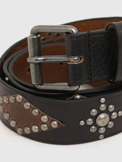 Diesel - B-ARREL, Negro - Cinturones - Image 2