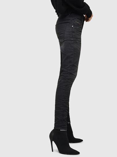 Diesel - Krailey JoggJeans 069GN, Negro/Gris oscuro - Vaqueros - Image 5