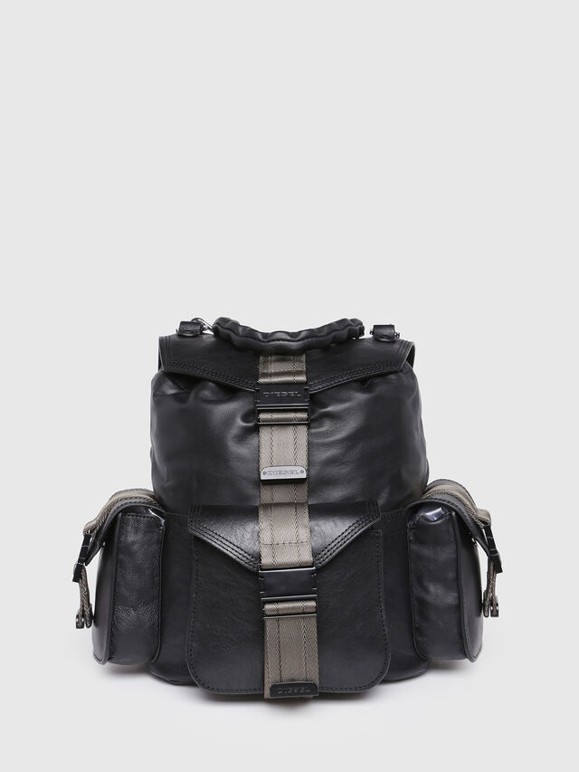 Diesel - MISS-MATCH BACKPACK, Antracita - Mochilas - Image 1