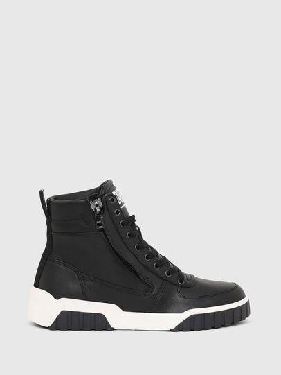 Diesel - S-RUA MID W, Negro - Sneakers - Image 1