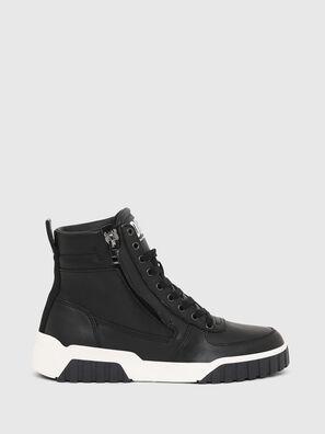 S-RUA MID W, Negro - Sneakers