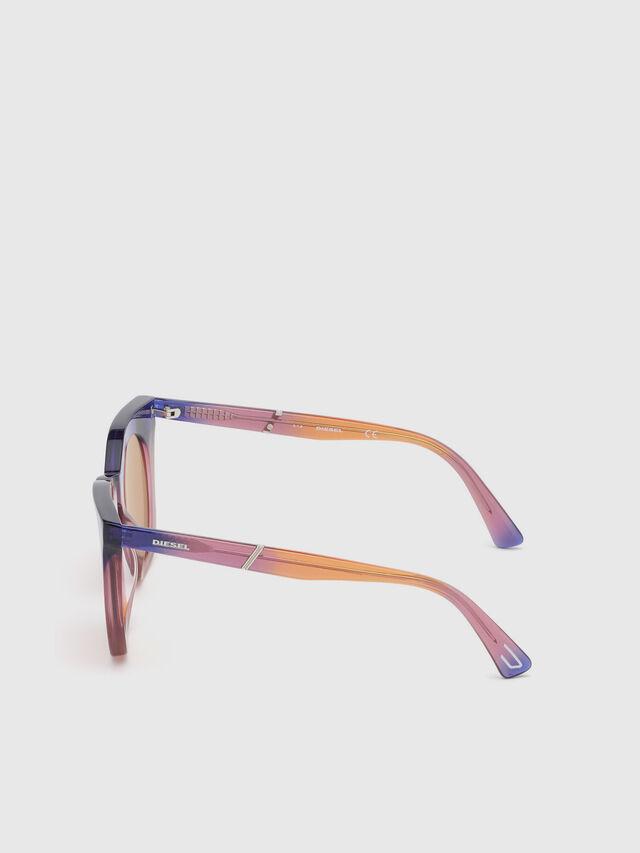 Diesel - DL0283, Violeta - Gafas de sol - Image 3
