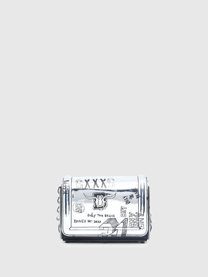 Diesel - CL - YBYS S CNY, Plata - Bolso cruzados - Image 1