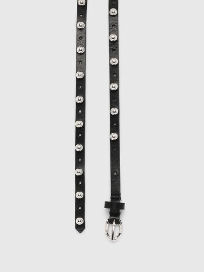 Diesel - B-CHIC, Negro - Cinturones - Image 3