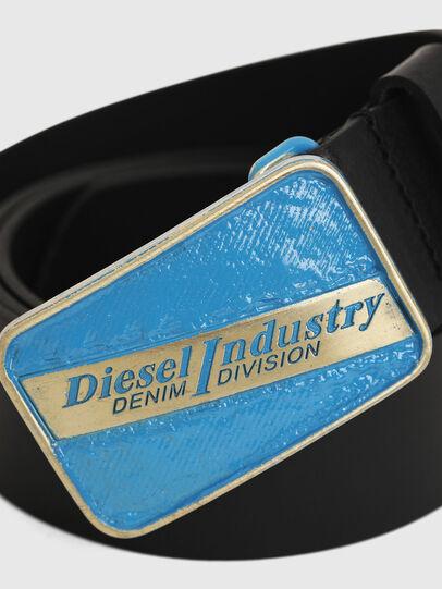 Diesel - B-AGE, Negro - Cinturones - Image 2