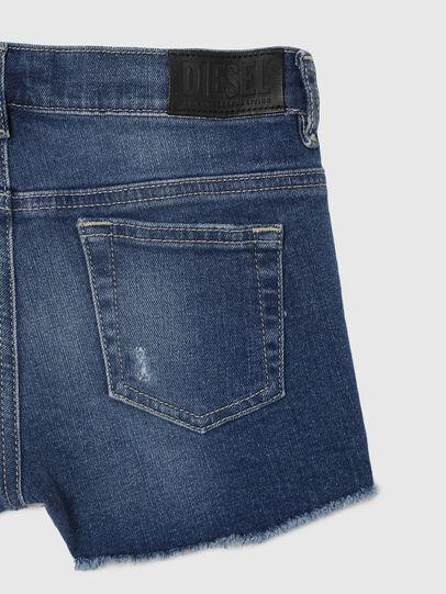Diesel - PRIFTY, Azul medio - Shorts - Image 4