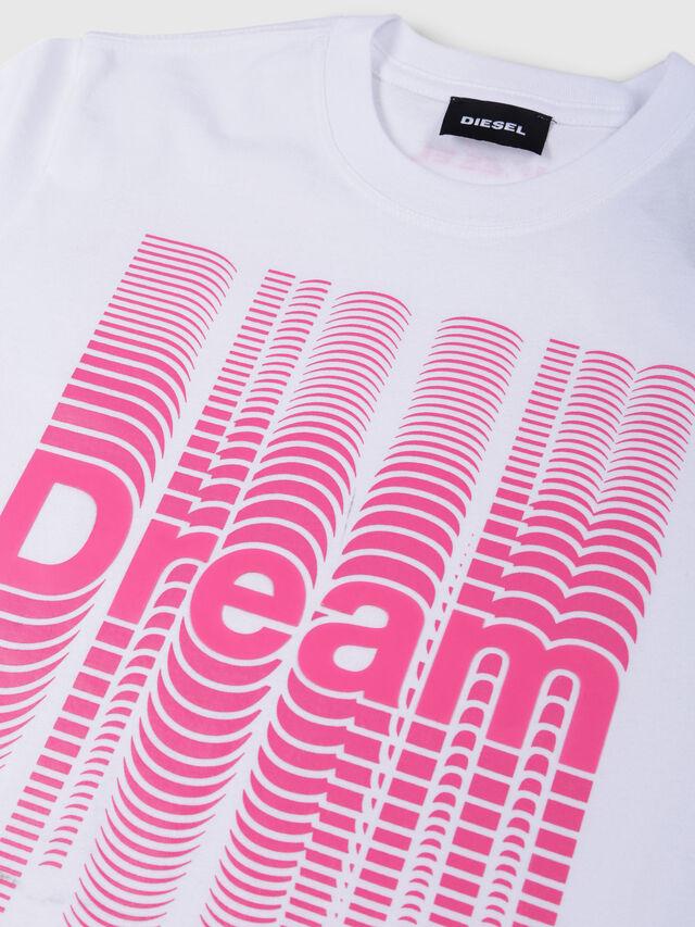 Diesel - TJUSTSE, Blanco - Camisetas y Tops - Image 3
