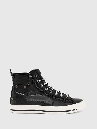 Diesel - EXPO-ZIP W, Negro - Sneakers - Image 1