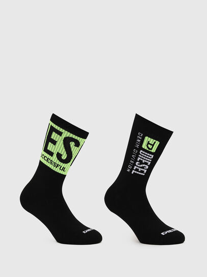 Diesel - DXF-RAY-TWOPACK,  - Calcetines - Image 1
