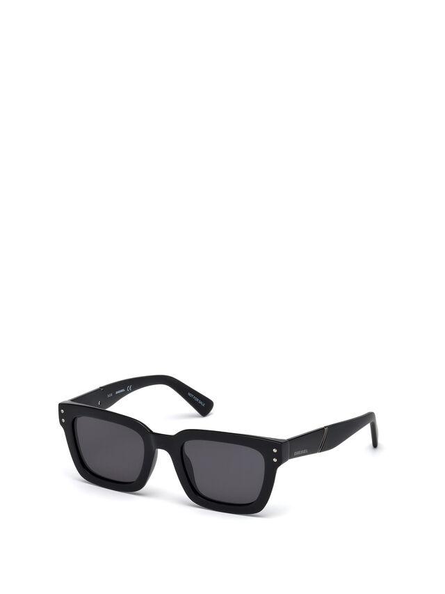 Diesel - DL0231, Negro - Gafas de sol - Image 4