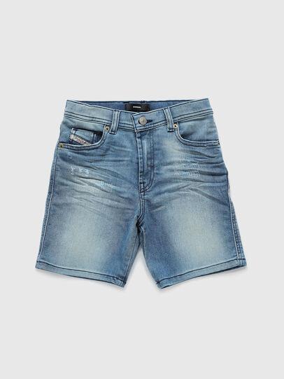 Diesel - PWILLOH JOGGJEANS, Azul Claro - Shorts - Image 1
