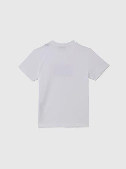 Diesel - TJUSTX62, Blanco - Camisetas y Tops - Image 2