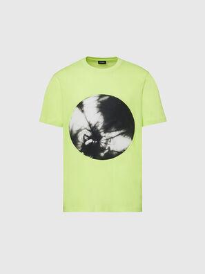 T-MOONY-X2, Verde Fluo - Camisetas