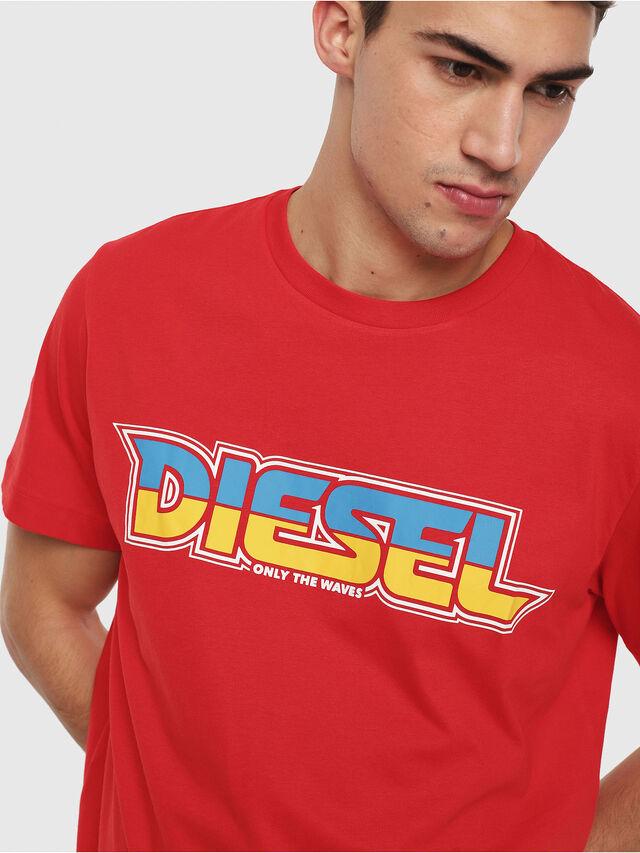 Diesel - BMOWT-JUST-B, Rojo - Out of water - Image 3