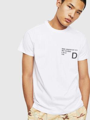 T-HOVER, Blanco - Camisetas