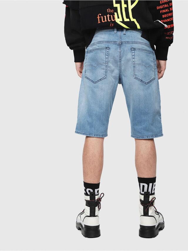 Diesel - THOSHORT, Azul Claro - Shorts - Image 2