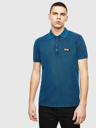 Diesel - T-RANDY-NEW-S3, Azul - Polos - Image 1