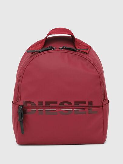 Diesel - F-BOLD BACK FL, Rojo - Mochilas - Image 1