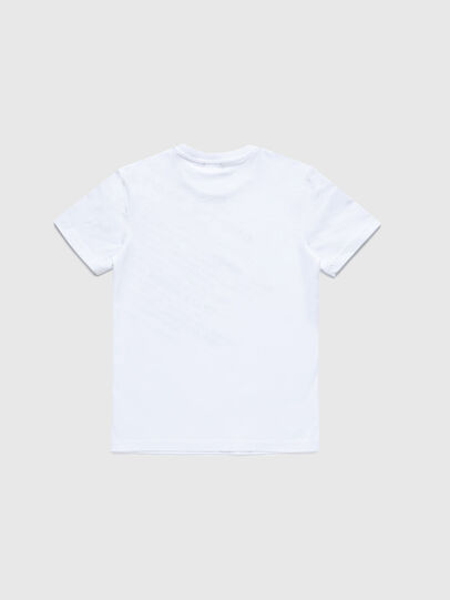 Diesel - TDIEGOS3, Blanco - Camisetas y Tops - Image 2