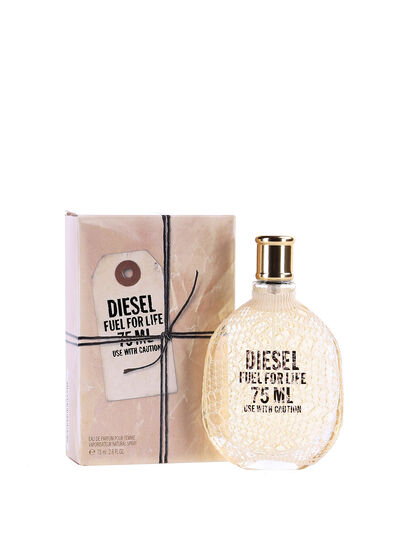 Diesel - FUEL FOR LIFE WOMAN 75ML, Genérico - Fuel For Life - Image 1