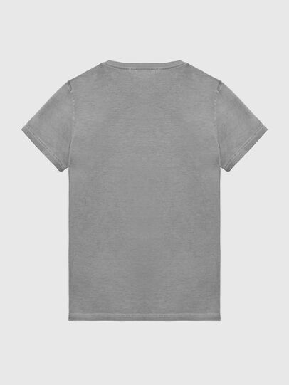 Diesel - T-DIEGO-LOGO, Gris oscuro - Camisetas - Image 2