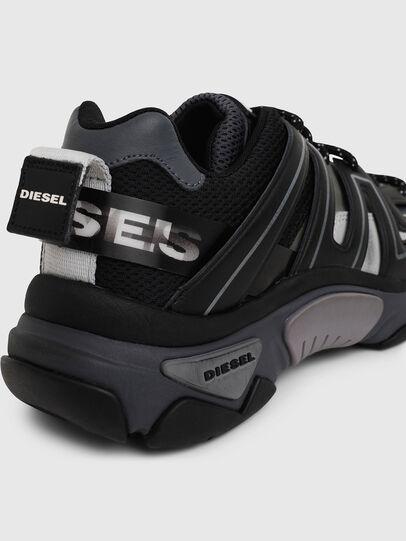 Diesel - S-KIPPER LOW TREK, Negro - Sneakers - Image 7