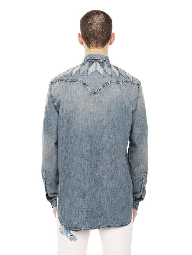 Diesel - SULLYVAN, Blue Jeans - Camisas - Image 2