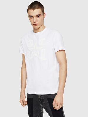 T-DIEGO-A8, Blanco - Camisetas
