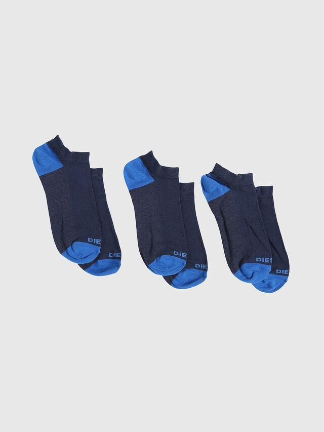 SKM-GOST-THREEPACK, Azul Brillante