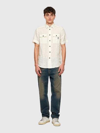 Diesel - S-KIRU, Blanco - Camisas - Image 4