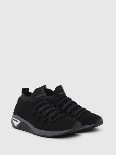 Diesel - S-KB ATHL LACE W, Negro - Sneakers - Image 2