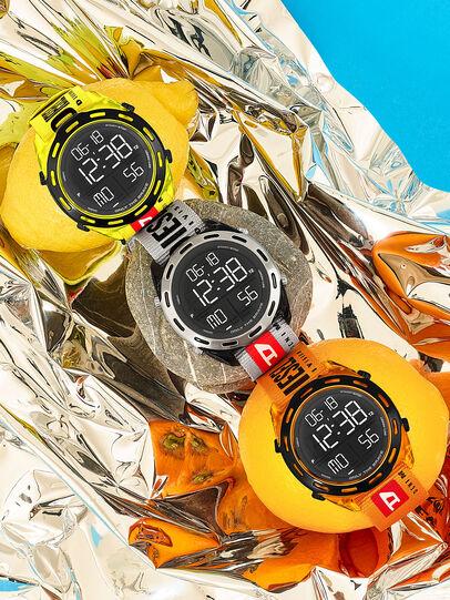 Diesel - DZ1895, Amarillo Fluo - Relojes - Image 2