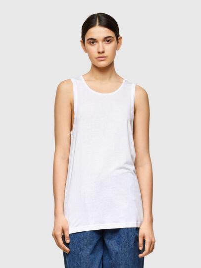 Diesel - T-ANK-A1, Blanco - Camisetas - Image 1