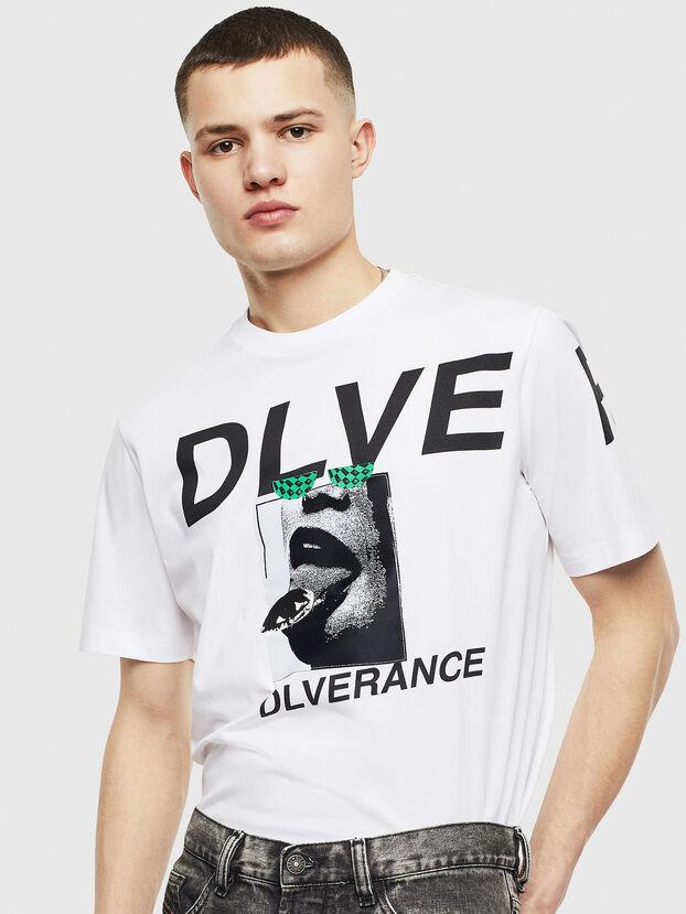 T-JUST-T21, Blanco - Camisetas