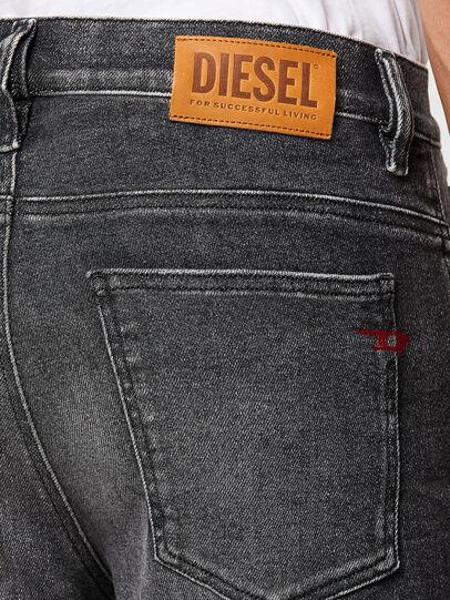 Diesel - D-Istort 009EX, Negro/Gris oscuro - Vaqueros - Image 4